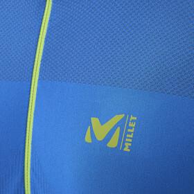 Millet M's LTK Seamless Zip SS Electric Blue
